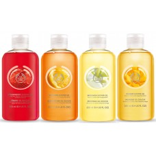Body shop dušo gelis Shower Gel 4x60 ml