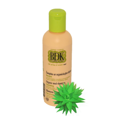 ELIER Organinio purvo šampūnas (sausiems, pažeistiems ir nualintiems plaukams), Organic Mud Shampoo (For dry, damaged and dehydrated hair), 200 ml